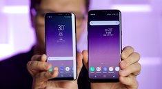 Android 8.0: Diese Samsung-Smartphones erhalten das Update