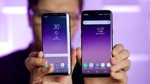 Samsung Galaxy S10: Das Smartphone wird größer und kleiner zugleich