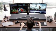 Ultra-Wide, Curved, bis zu 49 Zoll: Samsung stellt neue QLED-Gaming-Monitore vor