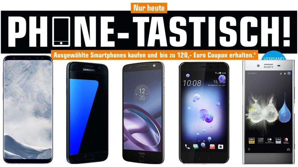 Saturn Phone-tastisch: Diese Smartphones sind wirklich günstiger