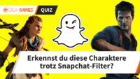 Snapchat-Profis aufgepasst: Welcher Spielheld verbirgt sich hinter diesen Filtern?
