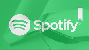 Spotify Lesezeichen