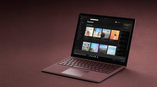 Spotify-App für Windows 10 landet im Windows Store
