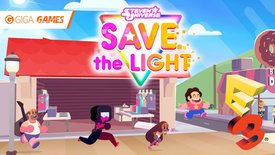 Steven Universe: Save the Light – Uns...
