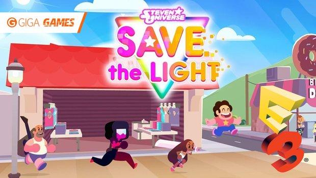 Steven Universe: Save the Light – Unser Geheimtipp von der E3 2017
