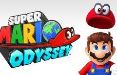 Super Mario Odyssey: Zauberhut...