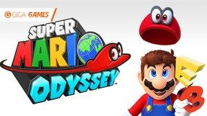 Super Mario Odyssey: So gut spielt sich das neue Mario-Abenteuer