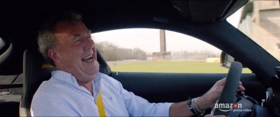 The Grand Tour Staffel 2 Jeremy Clarkson Amazon Prime Video