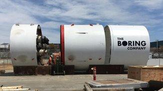 Unterirdische Tunnel: Elon Musk bohrt sich durch L.A.