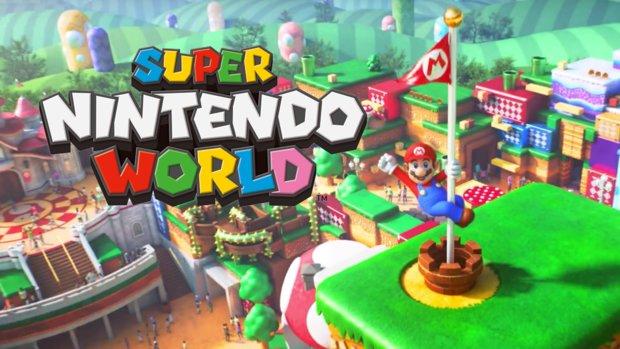 Nintendo: Themenpark offiziell bestätigt