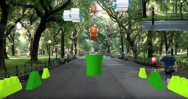 HoloLens: Super Mario Bros. in echt dank Augmented Reality