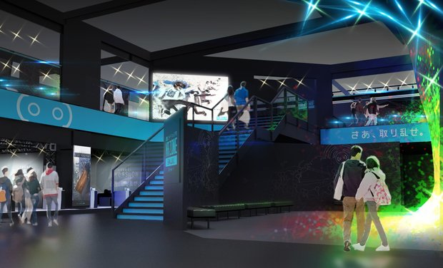 Die neue VR Zone von Bandai Namco soll Nerd-Träume wahr werden lassen