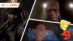 VR-Lineup – E3 2017