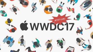 WWDC 2017: Liveticker zur Keynote (iOS 11, macOS) hier & jetzt!