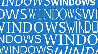 Windows 10: Schriftart installieren – so geht's