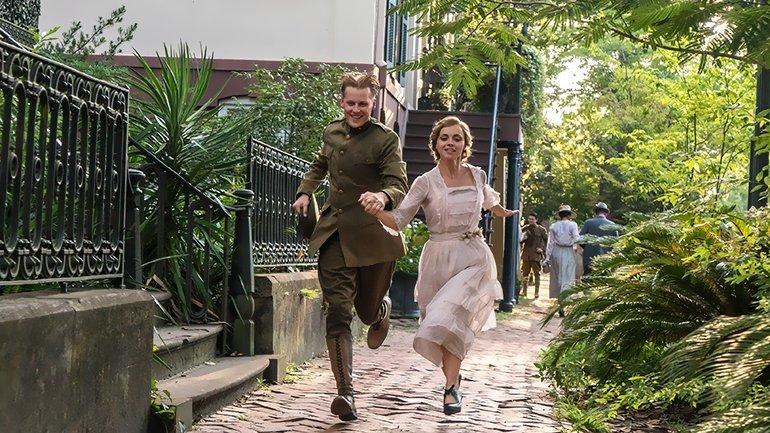 Scott (David Hoflin) und Zelda (Christina Ricci) im Glück // Amazon Studios