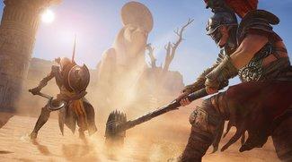 Assassin's Creed Origins: Auch ohne Multiplayer eine bereichernde Erfahrung