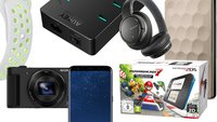 Angebote am Sonntag: Galaxy S8, Nintendo 2DS, Sony On-Ear-Kopfhörer u.v.m. günstiger
