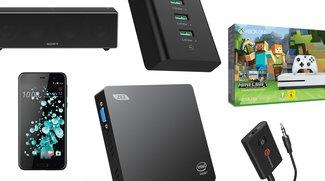 Xbox-One-Bundle für 199 Euro, HTC U Play, Mini PC und mehr heute günstiger