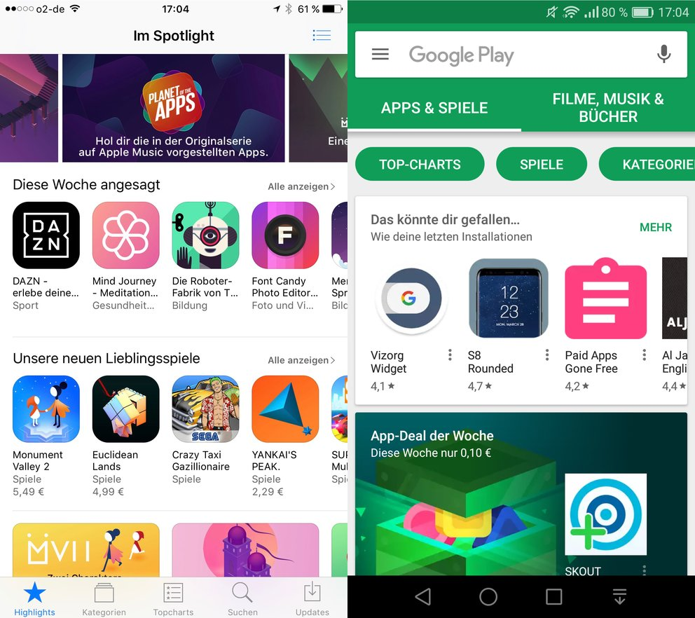 app-store-vs-google-play-store