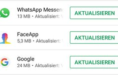 Apps aktualisieren (Android &...
