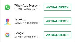 Apps aktualisieren (Android & iOS) – so gehts