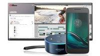 Blitzangebote: 34 Zoll Thunderbolt-Display, Moto G4 Play Smartphone, Amazon Echo Dot günstiger