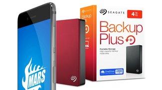 Blitzangebote: Externe Festplatten, 4K-Gaming-Monitor, Vernee Mars Smartphone mit seitl. Fingerprintsensor