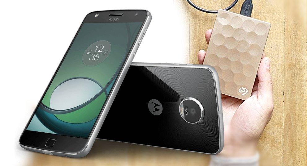 Blitzangebote: Moto Z Play für nur 249 Euro, Fire HD 8-Tablet, Seagate-Festplatten und mehr günstiger