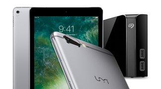 Blitzdeals & CyberSale: iPad Pro 9,7 Zoll, Seagate 8 TB Festplatte, UMIDIGI Z Smartphone zum Bestpreis