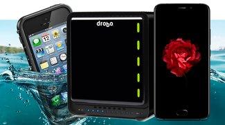 Blitzdeals & CyberSale: Drobo 5C über 100 Euro günstiger, Rabatte auf LifeProof-Hüllen, Smartphone mit 6 GB RAM
