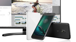 Blitzangebote: Thunderbolt-Display, Moto G4 Play, AirPlay-Lautsprecher, diverse Seagate-Festplatten