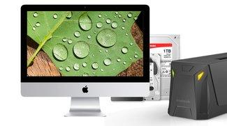 Blitzdeals & CyberSale: iMac 4K, Festplatten-Dock, Curved Monitor mit 34 Zoll zum Bestpreis