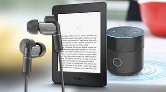 Blitzangebote: Kindle Paperwhite, Echo Dot Akku & Lautsprecher, Sony-Kopfhörer günstiger
