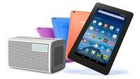 Blitzangebote: Fire-Tablet, AirPlay-Lautsprecher, iMac-Hub, Gaming-Switch, 3D-Projektor günstiger