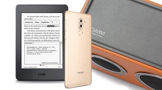 Blitzangebote: Honor 6X mit 64 GB, Kindle Paperwhite, AirPlay-Lautsprecher kurze Zeit zum Bestpreis