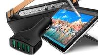 Blitzangebote: Kfz-USB-Ladegerät für nur 3,99 Euro & Microsoft Surface Pro 4, AirPlay-Lautsprecher mit Alexa