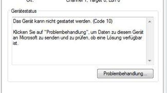 Lösung: Code 10 (Windows-Gerätemanager)