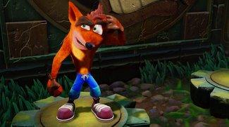 Crash Bandicoot N. Sane Trilogy: Speedrun zum Level aus Warped