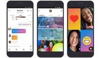 Skype wird bunter und mehr wie Snapchat