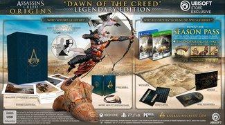 Assassins Creed Origins: Vorbesteller-Boni, Editionen und Season Pass