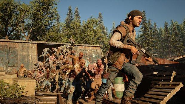 Days Gone: Neue Szenen zum exklusiven Zombie-Titel