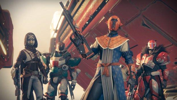 """Destiny: Einige Inhalte kommen erst nach """"Destiny 2""""-Launch auf Xbox-Konsolen"""