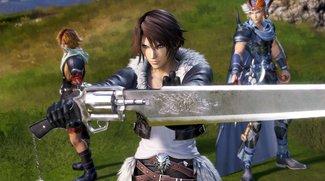 Dissidia Final Fantasy NT: Neues Kampfspiel für PS4 angekündigt