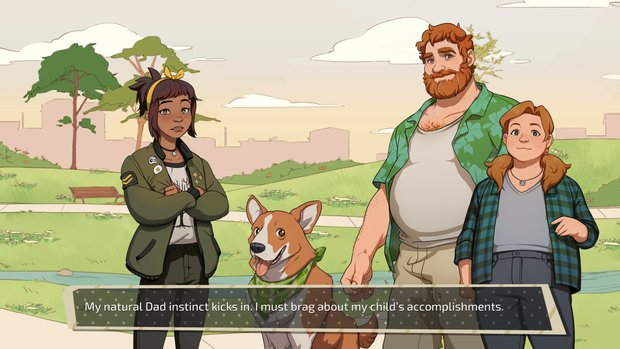 Dream Daddy hat die lustigsten Steam-Bewertungen