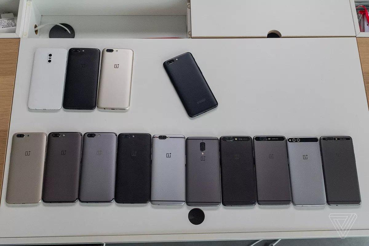 OnePlus 5 ist offiziell vorgestellt worden - Alles war bereits bekannt