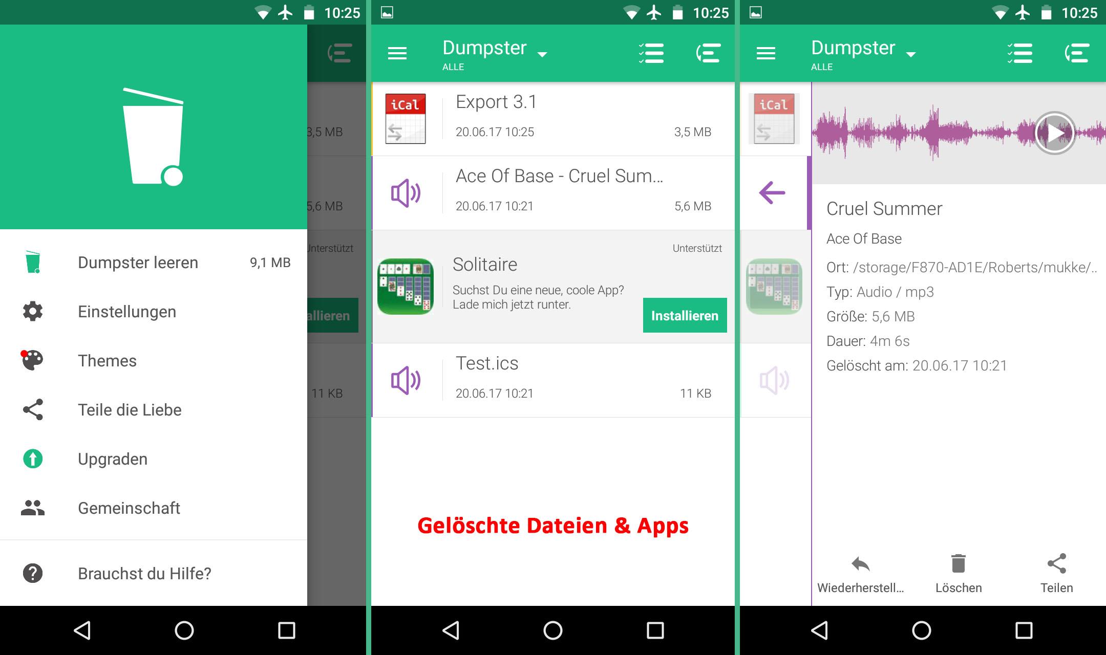 Android: Papierkorb leeren – so geht\'s – GIGA