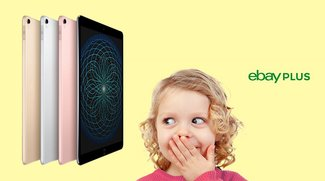 Knaller-Aktion bei eBay: 15 % Rabatt auf WOW!-Angebote inklusive iPad Pro 10,5 [Update]