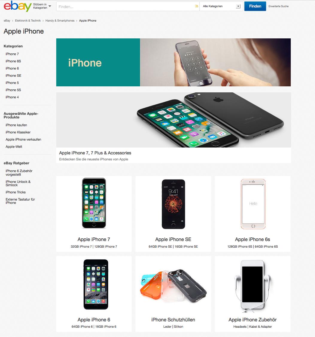 Zum Iphone Geburtstag Das Sind Die Apple Smartphones Bei Ebay Noch