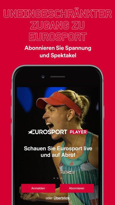 Eurosport Player Abo